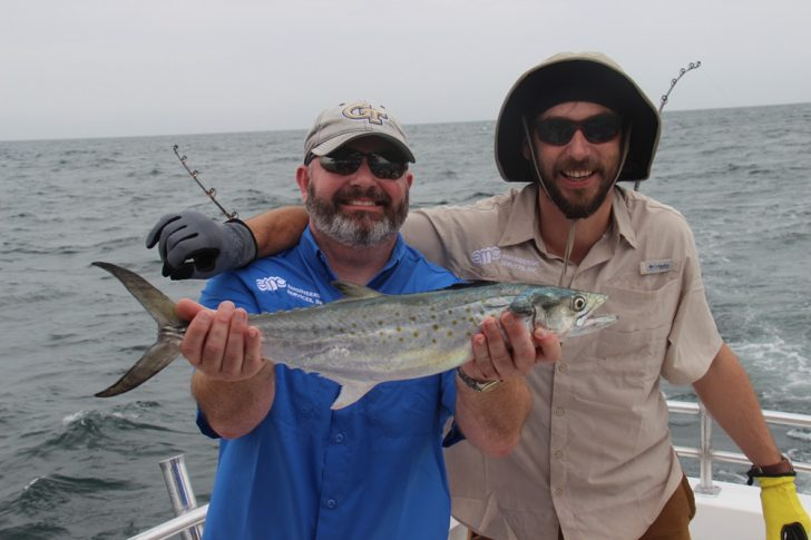 Capt Judy Savannah Fishing Report And Story August 13