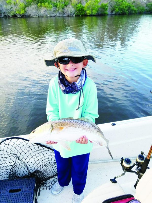 On his last day of summer vacation 7 year old isaac taylor for Murphy s hook house fishing report