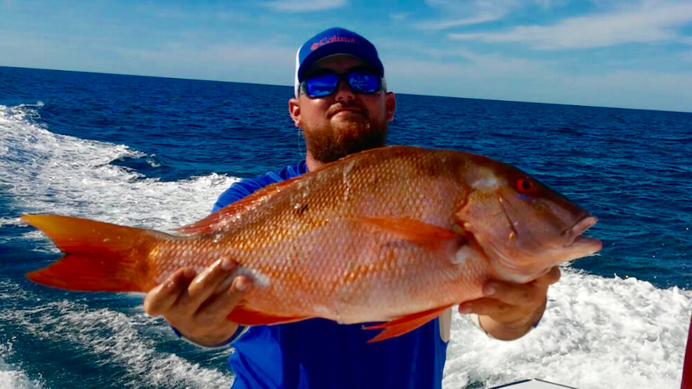 Fishing tips for red snapper season coastal angler the for How to season fish