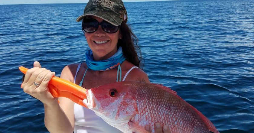 Big bend fishing reports archives coastal angler the for Keaton beach fishing report