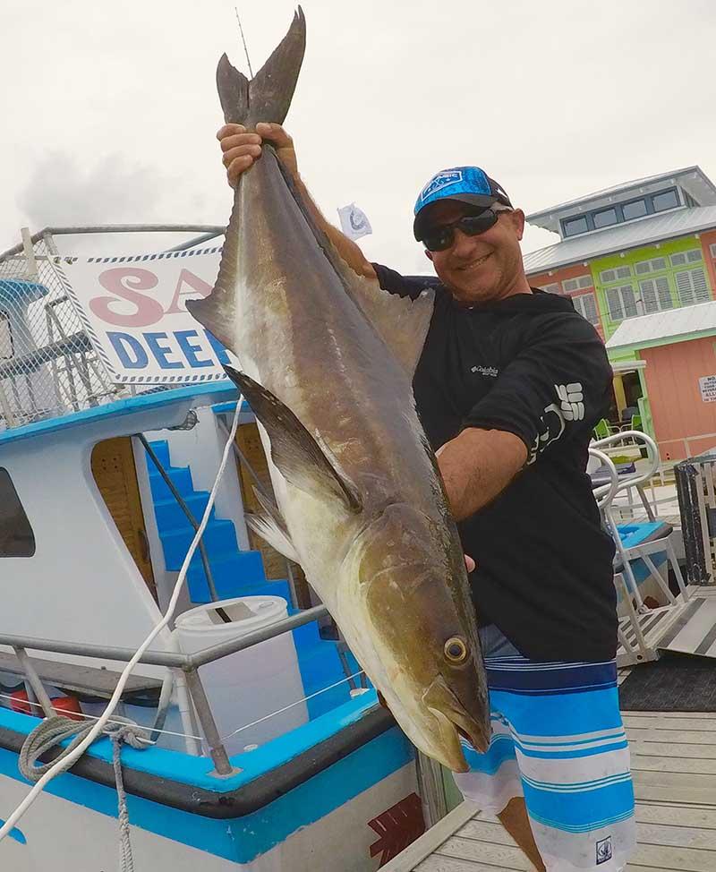 Stuart deep sea sept 2017 coastal angler the angler for Deep sea fishing fort pierce