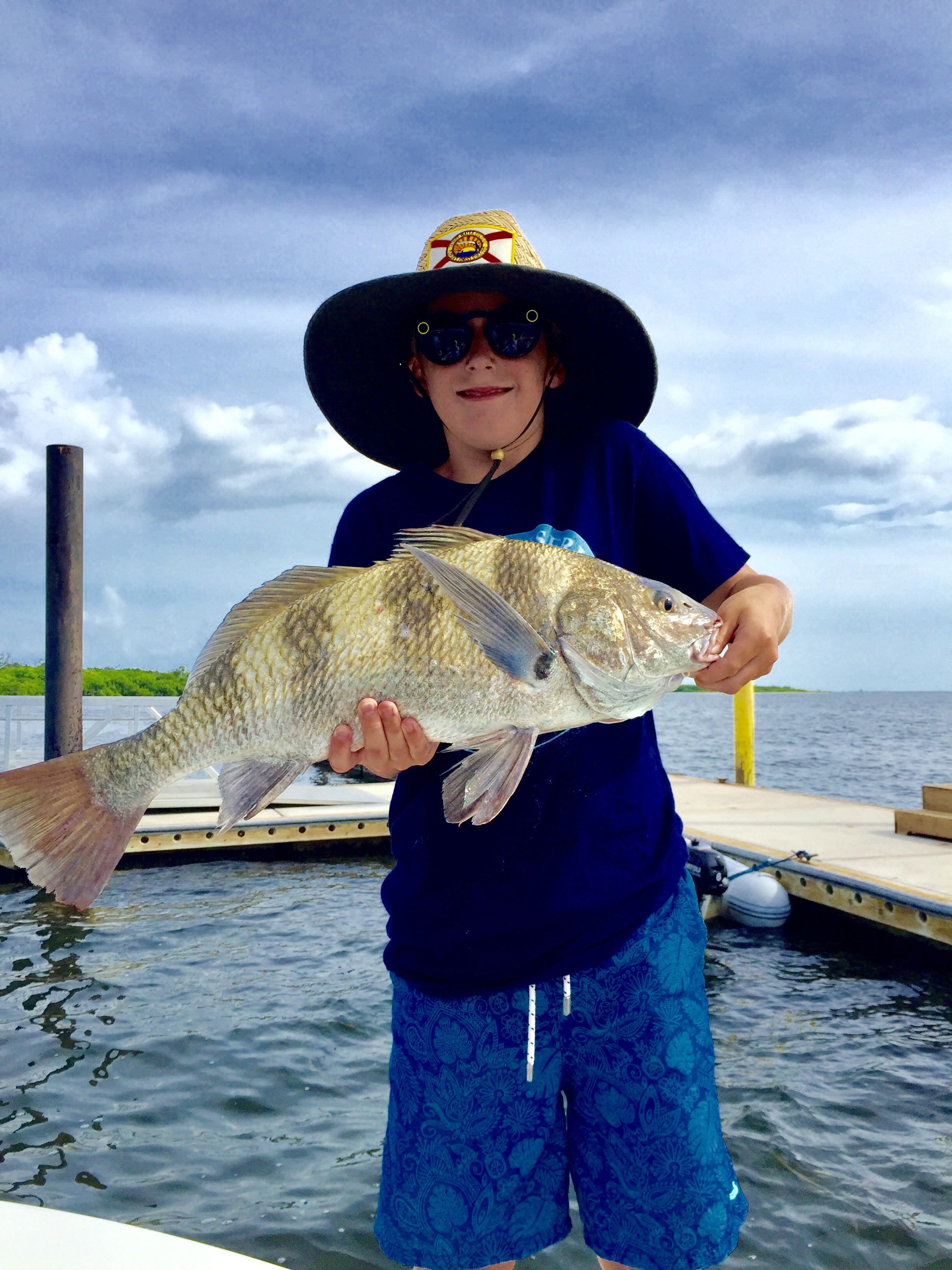 Watch the tides coastal angler the angler magazine seatrout have been active on the green grass flats in 4 to 6 foot of water with an occasional spanish mackerel small shark permit or pompano will round geenschuldenfo Images