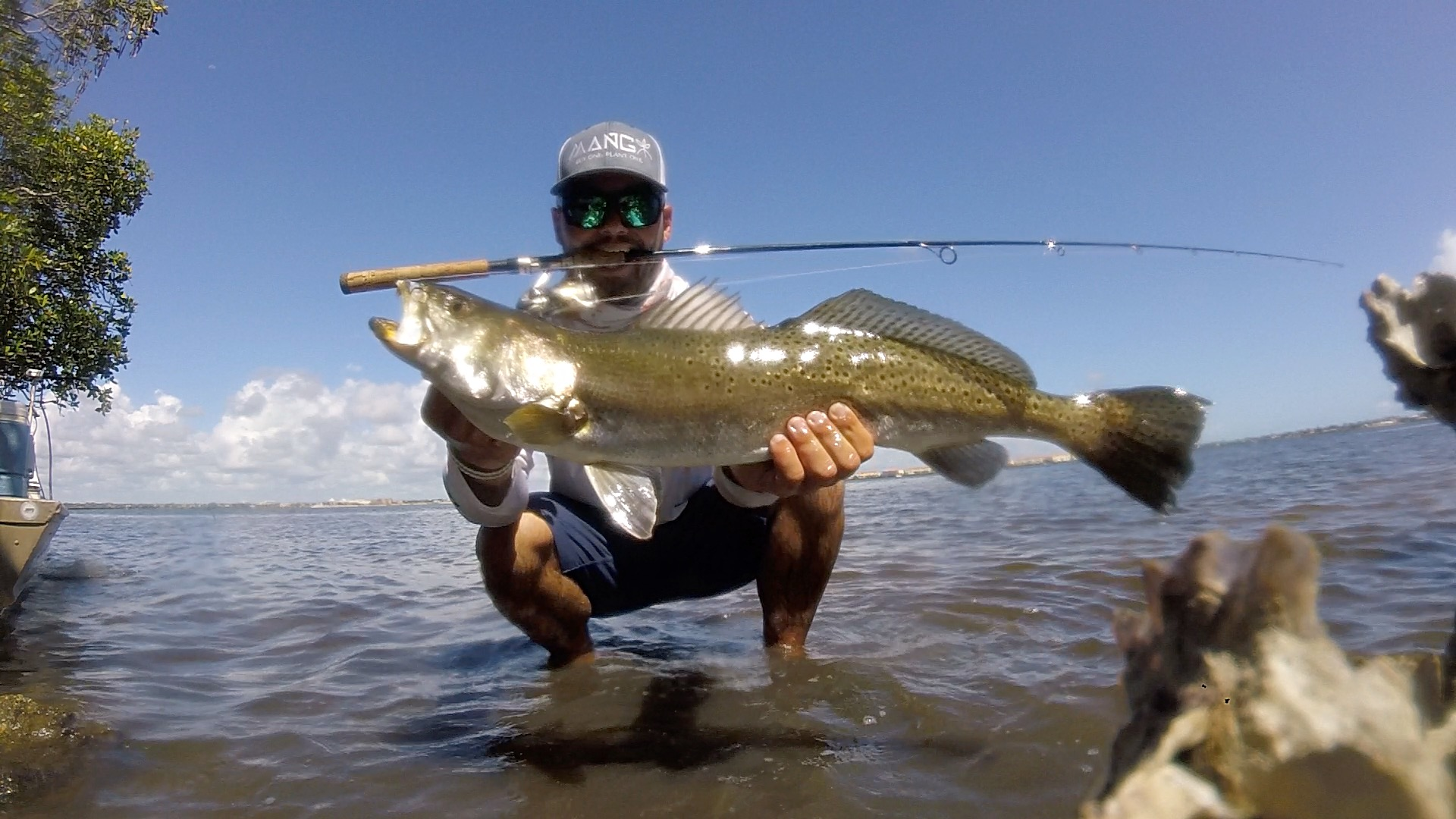 Fort pierce 32 inch trout coastal angler the angler for Indian river inlet fishing tips