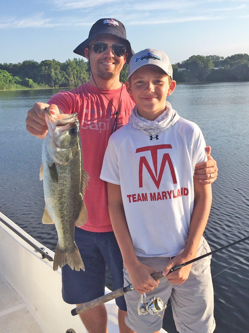 Lakeland Central Florida Fishing Report September 2017