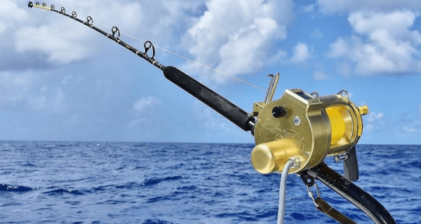 Rods reels coastal angler the angler magazine for Tsunami fishing reels