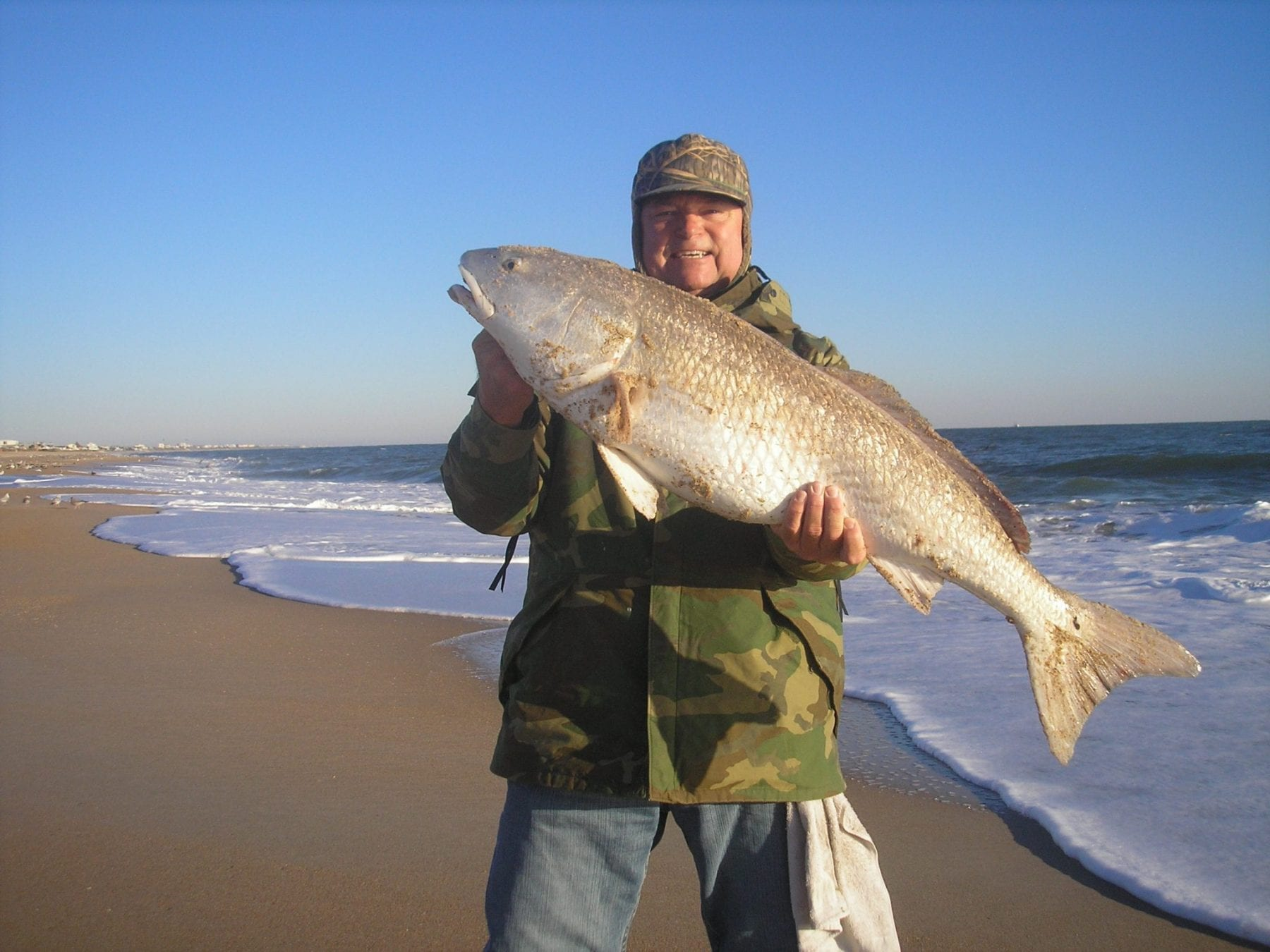 Pier and surf coastal angler the angler magazine for Myrtle beach surf fishing report