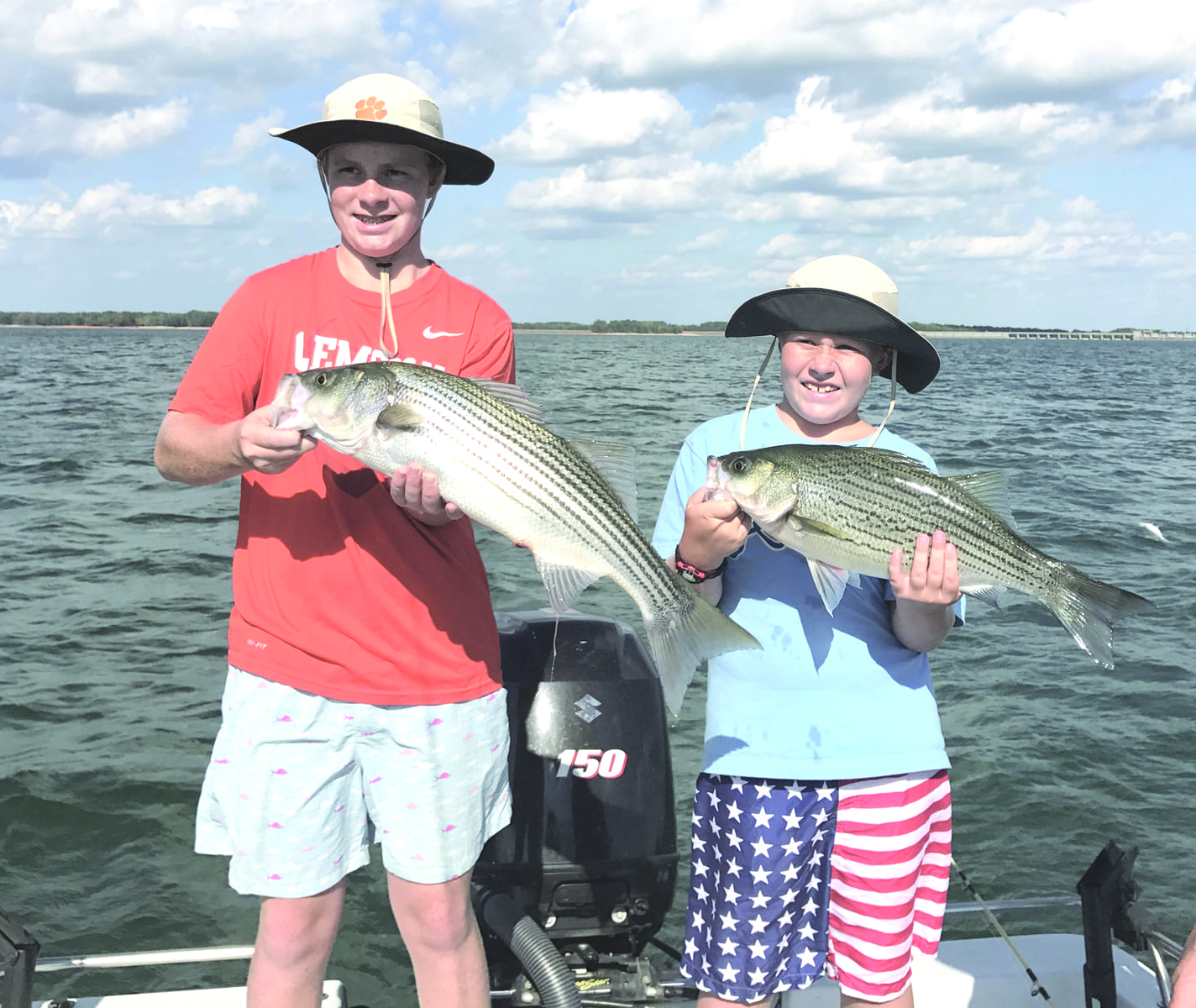Lake Hartwell | Coastal Angler & The Angler Magazine