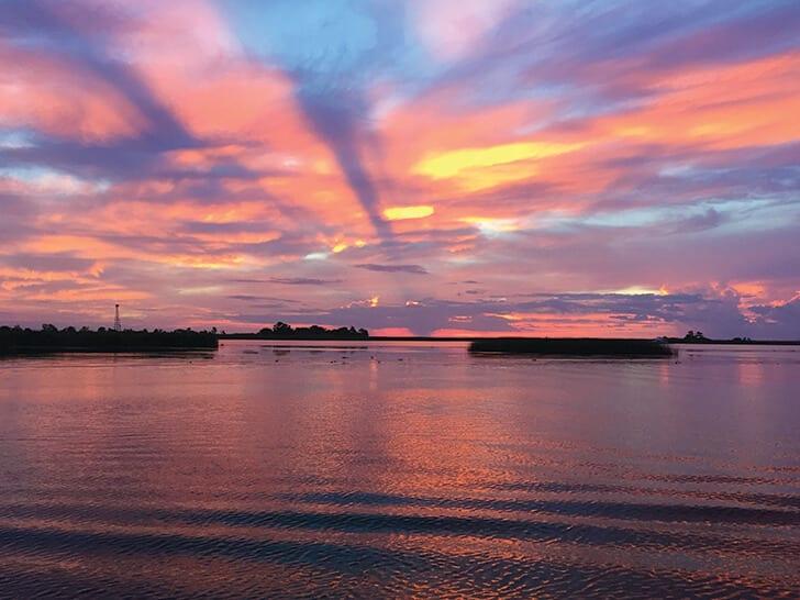 Southern Living in Northern Florida's Apalachicola | Coastal Angler