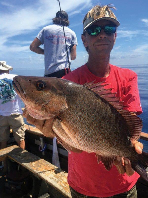 Fort pierce deep sea dec 2017 coastal angler the for Deep sea fishing fort pierce