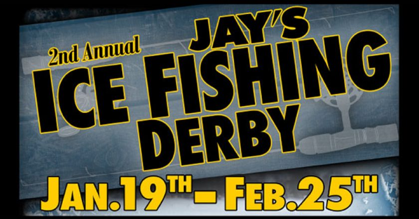 West michigan edition author at coastal angler the for Ice fishing expo