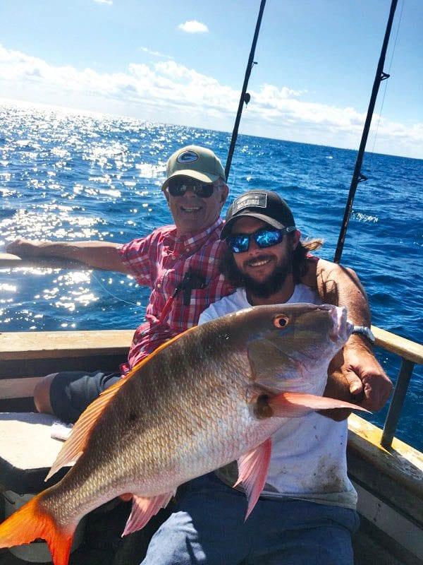Fort pierce deep sea jan 2018 coastal angler the for Lady stuart deep sea fishing