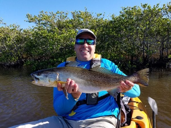 Seatrout time on the Space Coast with LocalLinesCharters.com