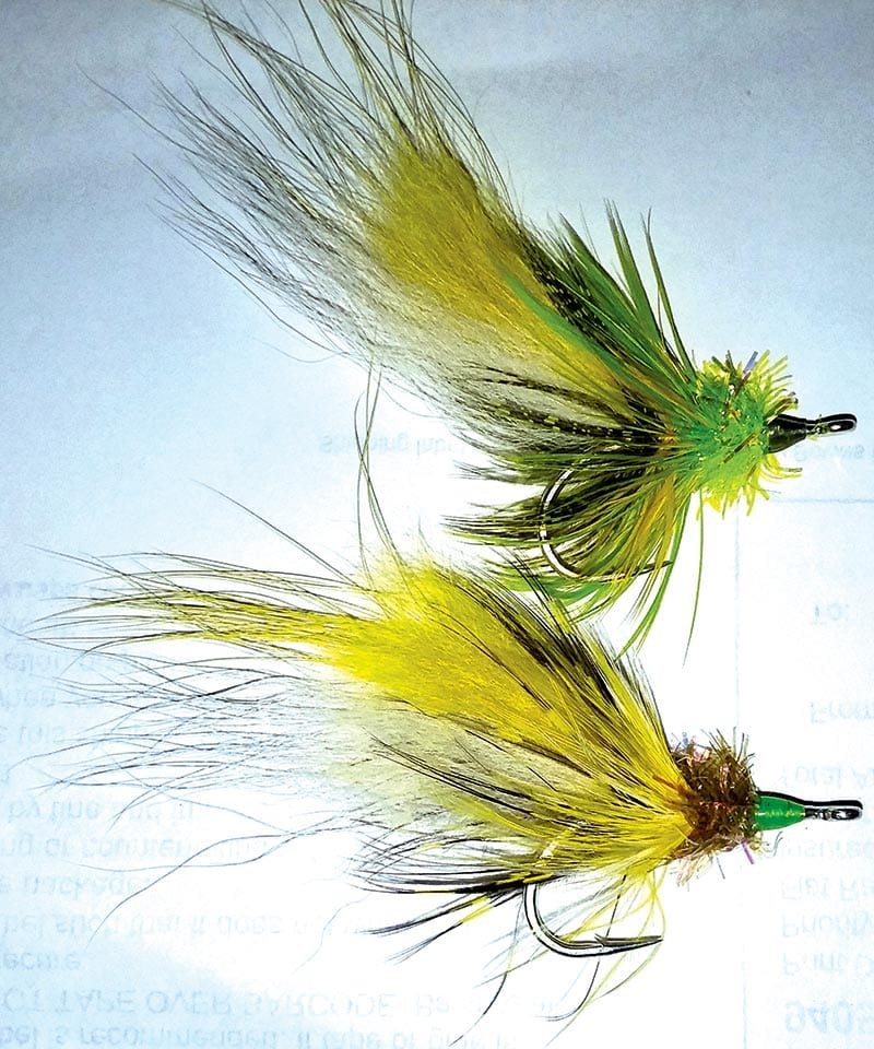 Jig & Fly Of The Month - March 2018