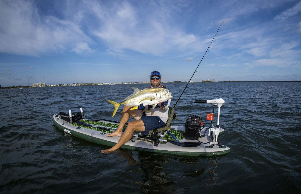 Sea eagle s fishsup fs126 follow up review coastal for Fish table sweepstakes near me