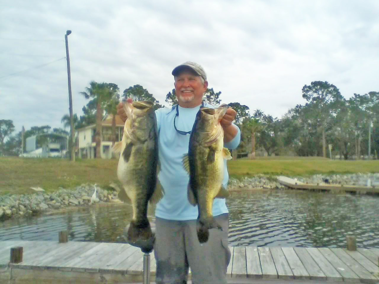 Kissimmee chain fishing forecast mar 2018 coastal angler for Lake kissimmee fishing report