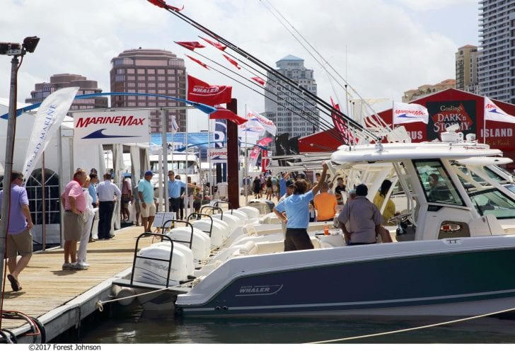 Palm Beach Boat Show  Discount Tickets