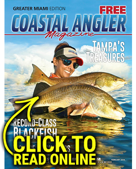 Coastal Angler Miami - February 2019