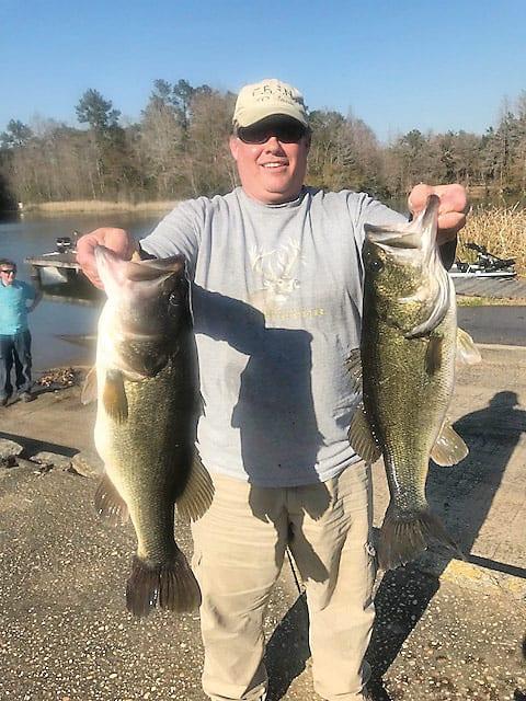 Lake seminole fishing report april 2018 coastal angler for Lake seminole fishing