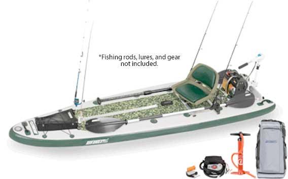Sea Eagle Paddleboard Giveaway FS126