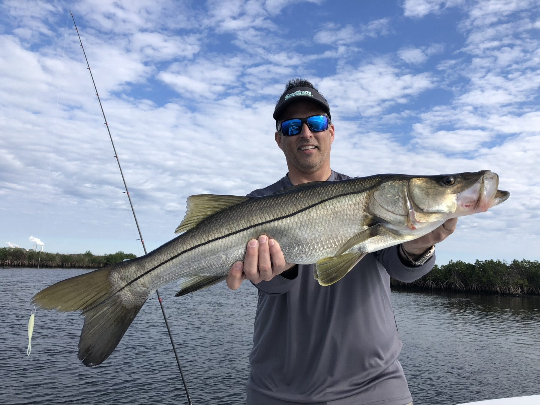 Crystal river coastal angler the angler magazine for Crystal river fl fishing report