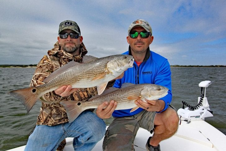 St augustine coastal angler the angler magazine for St augustine fishing report