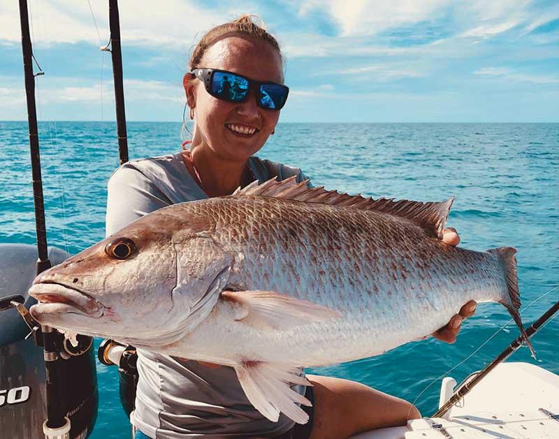 Fort pierce deep sea may 2018 coastal angler the for Lady stuart deep sea fishing