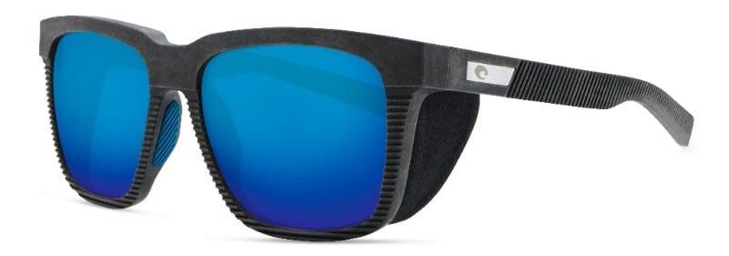 45051da8a6c Costa s Pescador (with side shields) with Blue Mirror 580G lens.