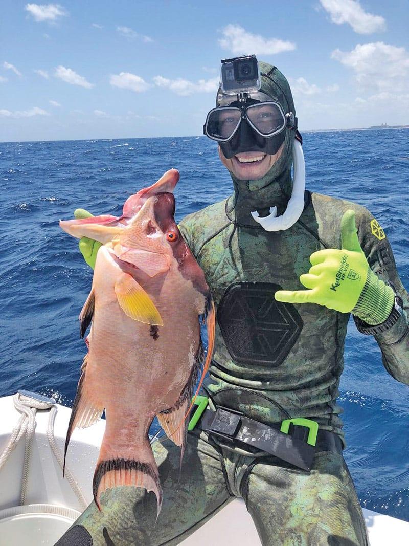 Ft Lauderdale Spearfishing June 2018 Coastal Angler Amp The Angler Magazine