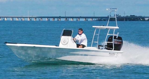 Piranha Boat Review