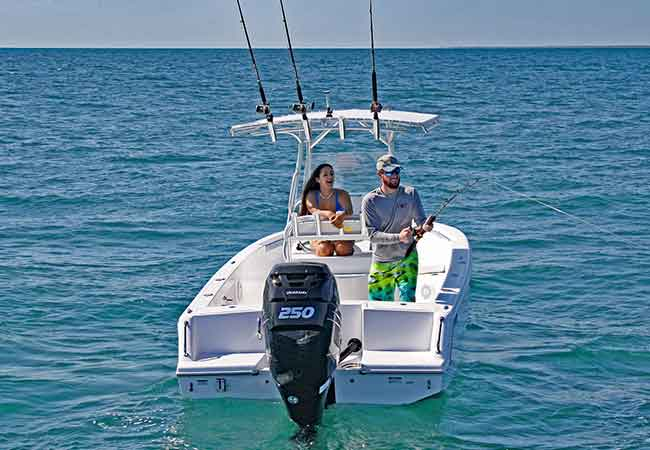 Tidewater Boats For Sale >> Reef Runner Boats 230CC | Coastal Angler & The Angler Magazine