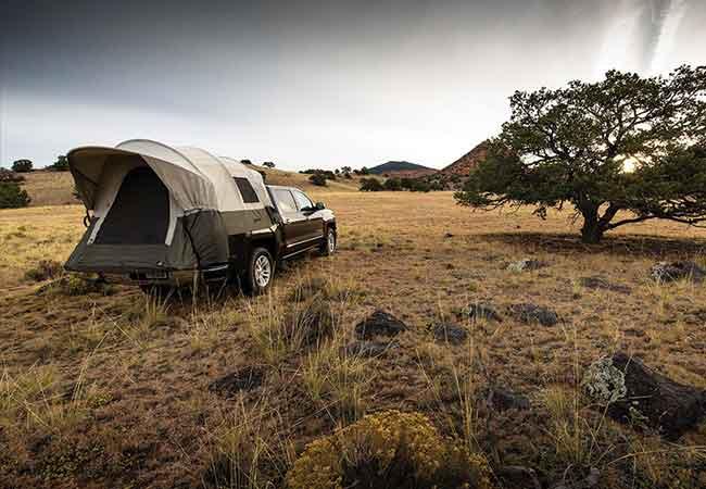 Kodiak truck tent