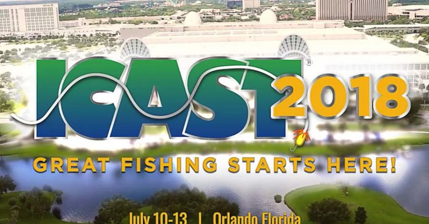ICAST 2018 is Here