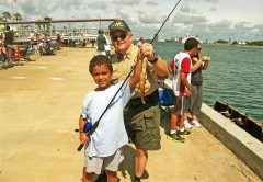 Kid's Fishing Clinic