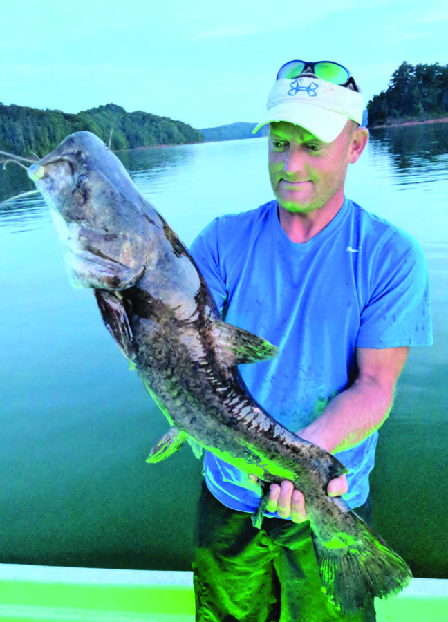 Carters Lake Coastal Angler The Angler Magazine