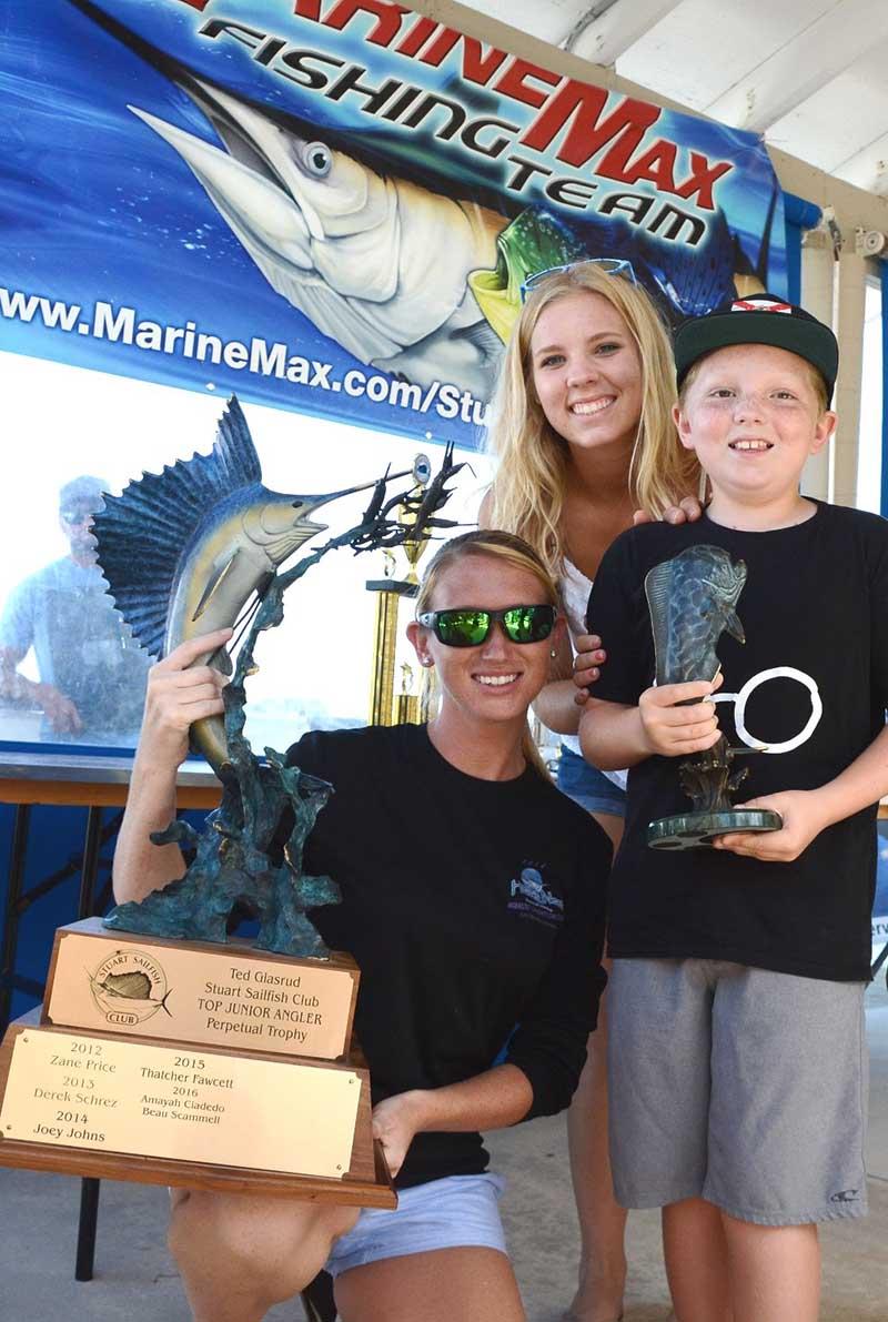 Ted Glasrud Perpetual Trophy winner-2017-w   Coastal Angler
