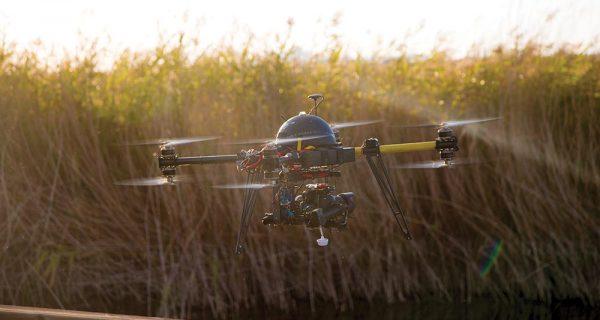 Drone Fishing