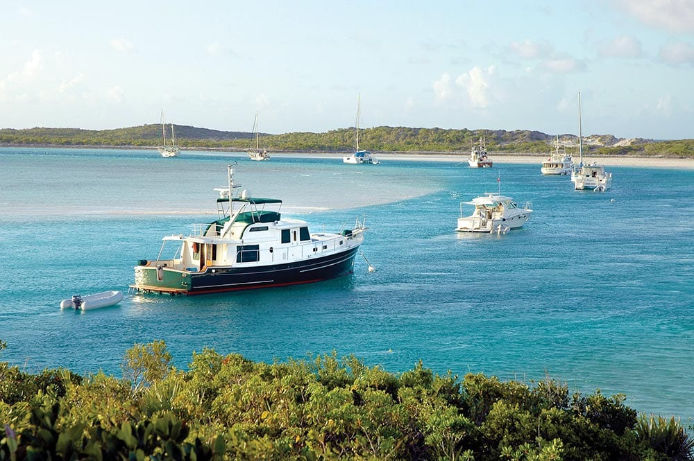 Exuma Cays Land and Sea Park A Model For Marine Ecosystem Protection
