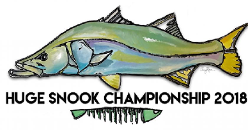 2018 Yamaha HUGE Snook Championship
