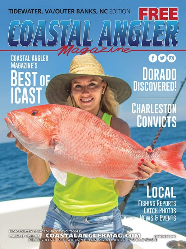 Tidewater & Outer Banks Edition | Coastal Angler & The