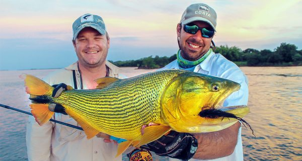 In Search Of Ecuadorian Golden Dorado