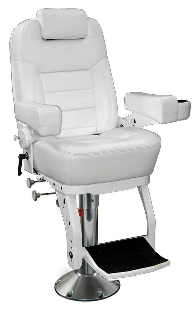 Llebroc Series 2 Helm Chair Picked Best By Coastal Angler