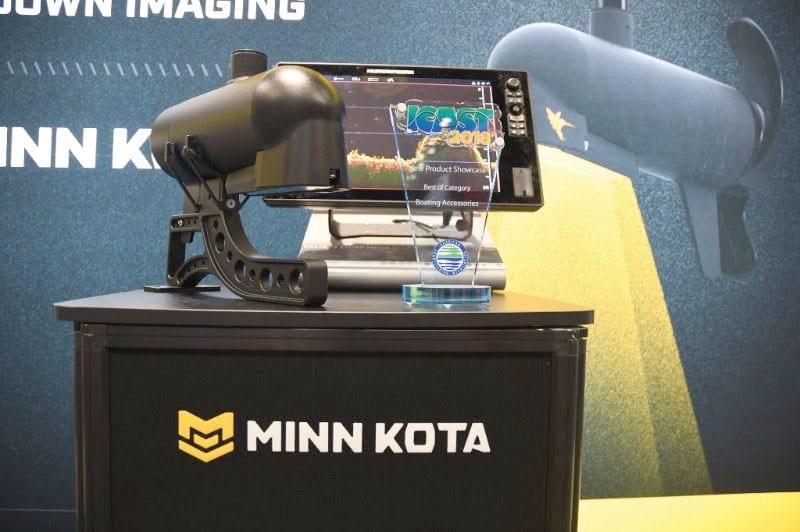 Minn Kota Built-In MEGA Down Imaging Trolling Motor