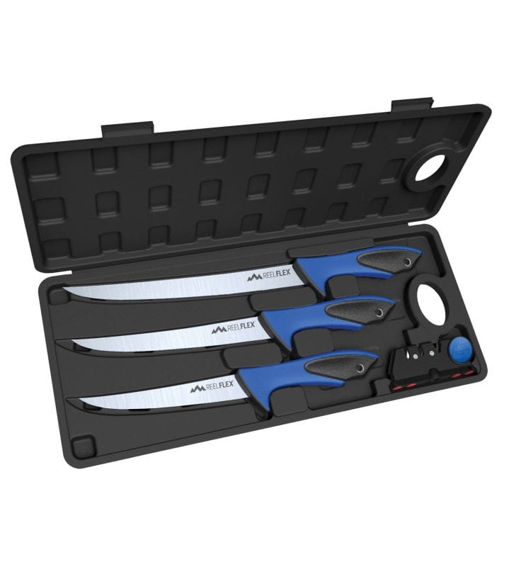 Outdoor Edge ReelFlex Pak Fillet Knife Kit