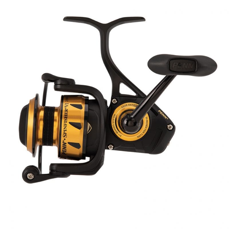 PENN reel Spinfisher VI