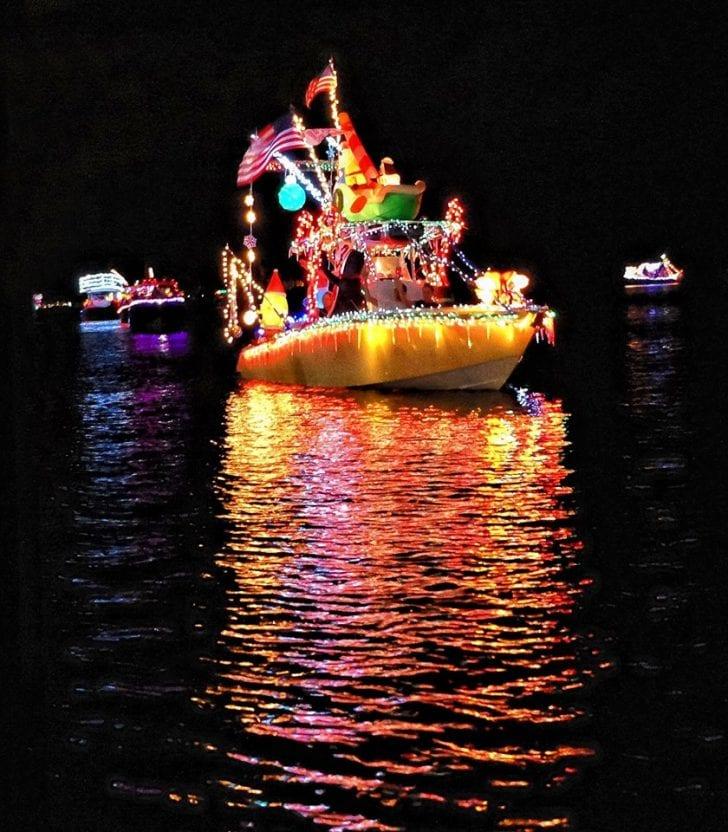 Boynton-Delray Boat Parade: December 14, 2018   Coastal