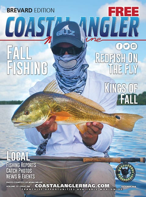Coastal Angler Magazine - Brevard Oct 2018 Issue