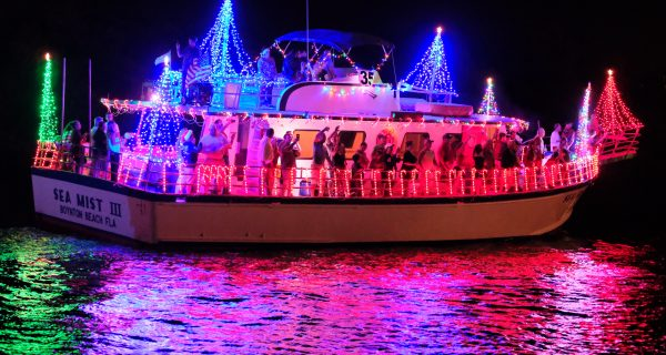47th Annual Boynton Beach Holiday Boat Parade