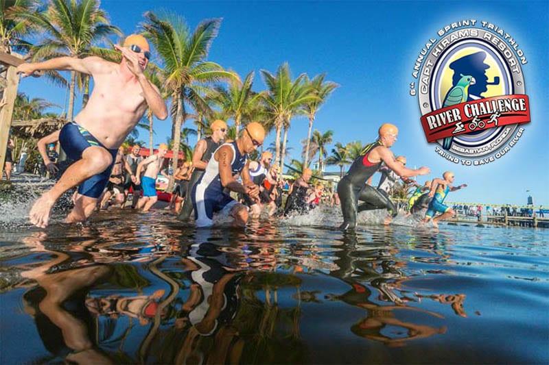 Capt. Hiram's River Challenge Triathlon