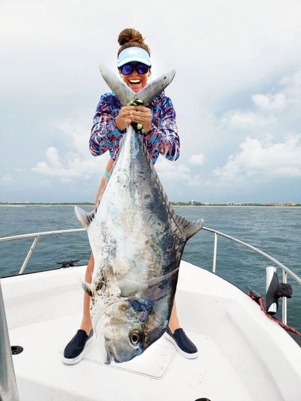 A New Record African Pompano