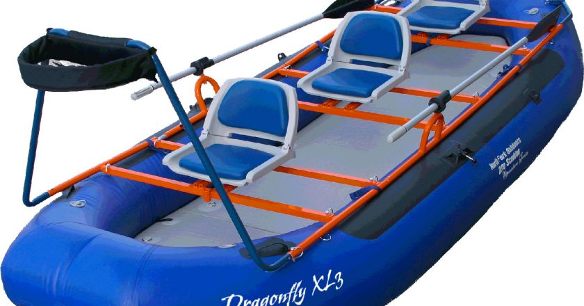 Dave Scadden Paddlesports DSP Dragonfly XL3